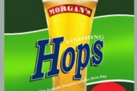 SAAZ - Finishing Hop Morgan's