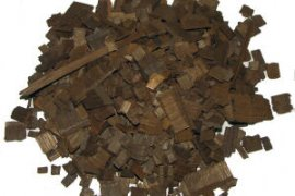 Oak Chips heavy toasted