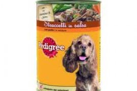 Pedigree Straccetti in salsa in Lattina da 405Gr 1230Gr