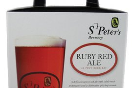 St.Peter's Ruby Red Ale