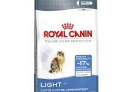 Crocchette Royal Canin Light gatto