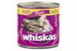 whiskas lattina 400g
