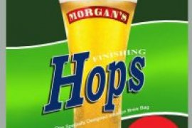 HERSBRUCKER - Finishing Hop Morgan's